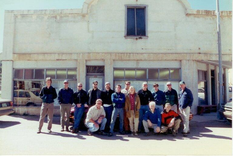 History of Osprey