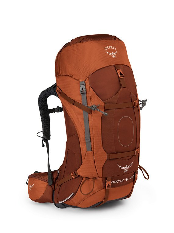 Osprey Packs Aether Ariel Ag Series Product Tour