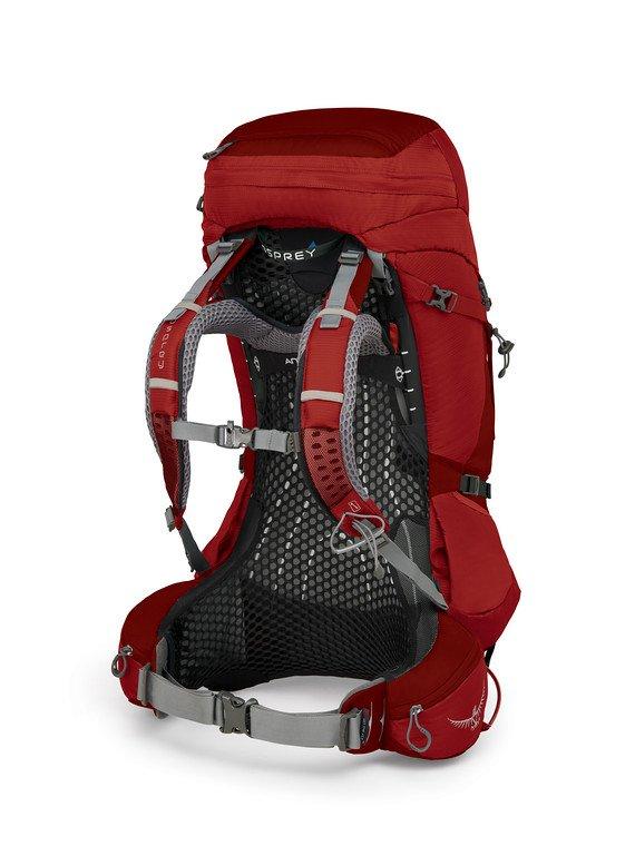 Atmos 50 Osprey Packs Official Site