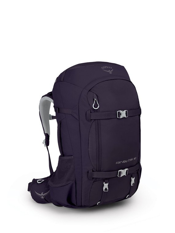The Fairview Trek Pack 50 travel product recommended by Cassandra on Lifney.