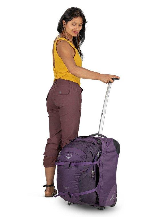 Osprey Fairview 36 Womens Wheeled Luggage