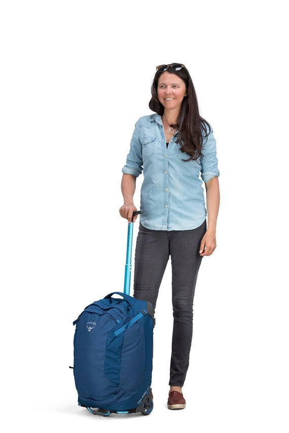 Ozone Wheeled Carry-on 42L/21.5