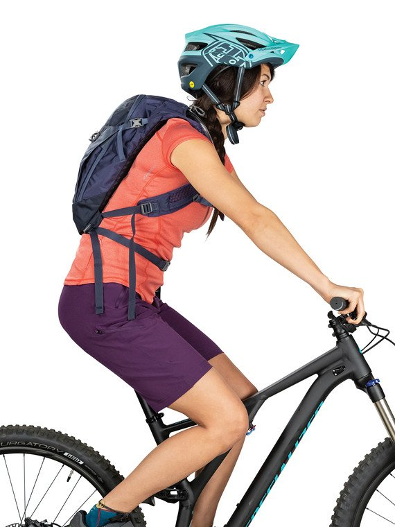 Osprey Salida 8 Hydration Pack Rucksack Water Backpack Bag Cycling Running