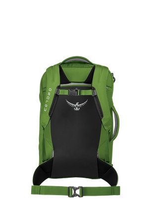 Osprey Porter 46 in Nitro Green