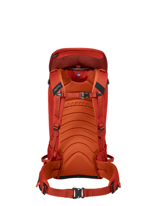 Osprey Variant 37 in Diablo Red