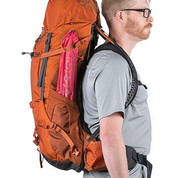Osprey Aether AG 85 Mens Backpacking Pack