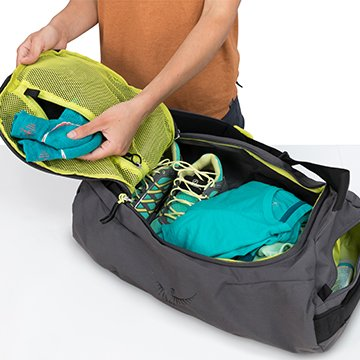 81d1163325 Trillium 45 Liter Everyday Duffel Bag - Osprey Packs Official Site