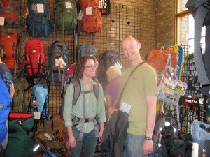 Satisfied Osprey Customers Ready For Adventure