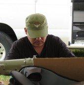 Packmaster Otis makes the Osprey fly