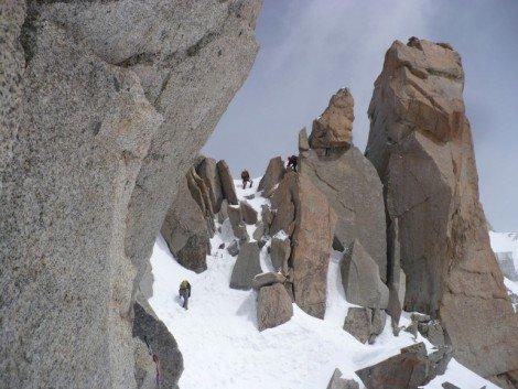 Classic Alpine Terrain