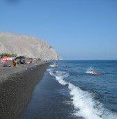 Black Beaches, Santorini
