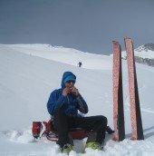 March Madness ski climb race photos MT 696