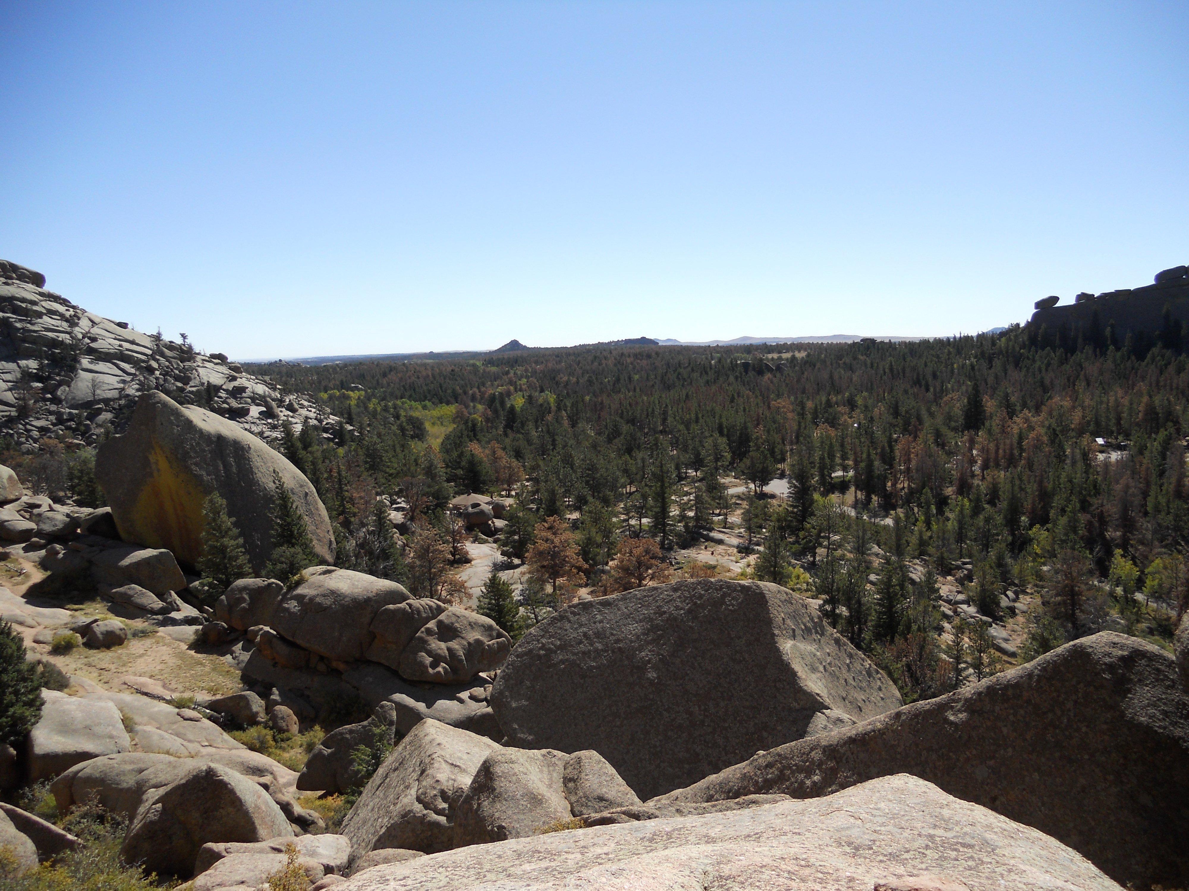 Gimps on Rock in Vedauwoo, Wyoming - Osprey Packs Experience