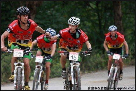 Me & JB in China 08