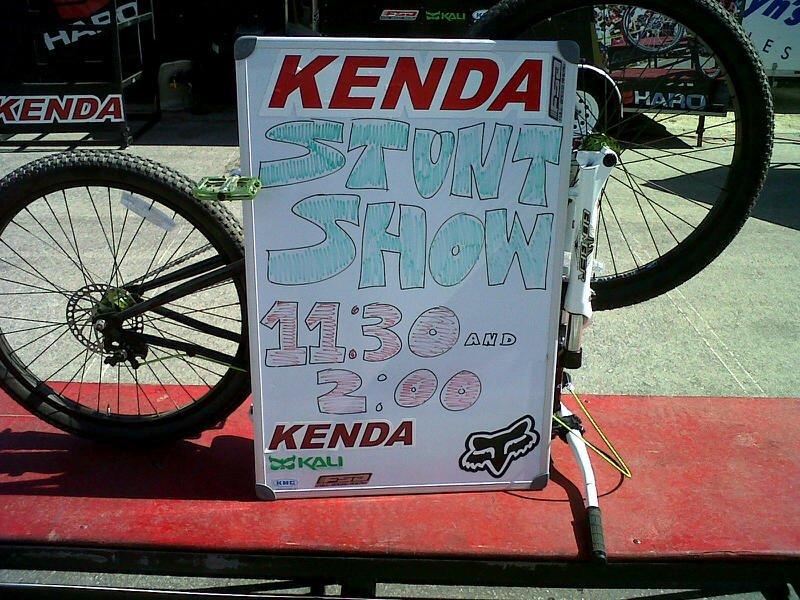 Kenda Stunt Show