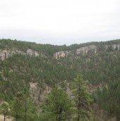 Falling Rock, South Dakota