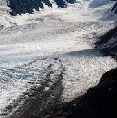 Crow Pass, Western Chugach, Alaska.