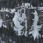Bridal Veil Falls. Photo: Osprey rep Jon Jugenheimer