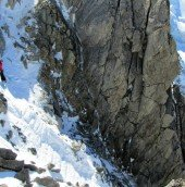 kim side step into Cosmiques photo by jesse malman