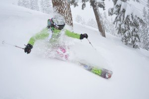 Alison testing the new Carve Pack by Israel Valenzuela