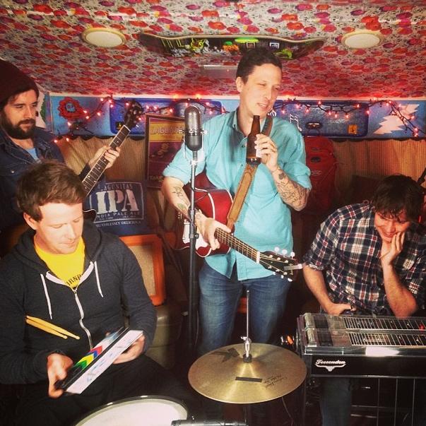 American Aquarium | Jam in the Van | Osprey Packs | #MusicMondays
