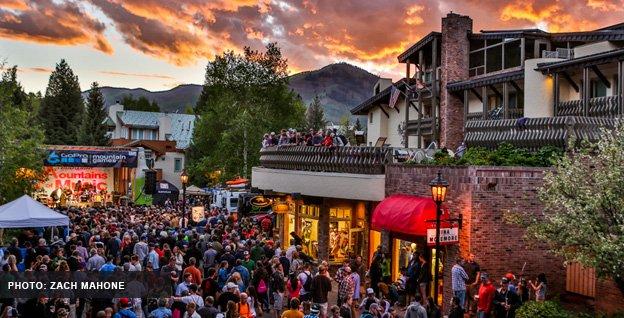 2014 GoPro Mountain Games | Vail | Osprey Packs