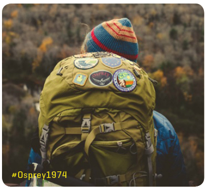 #Osprey1974 | Osprey Packs 40th Anniversary