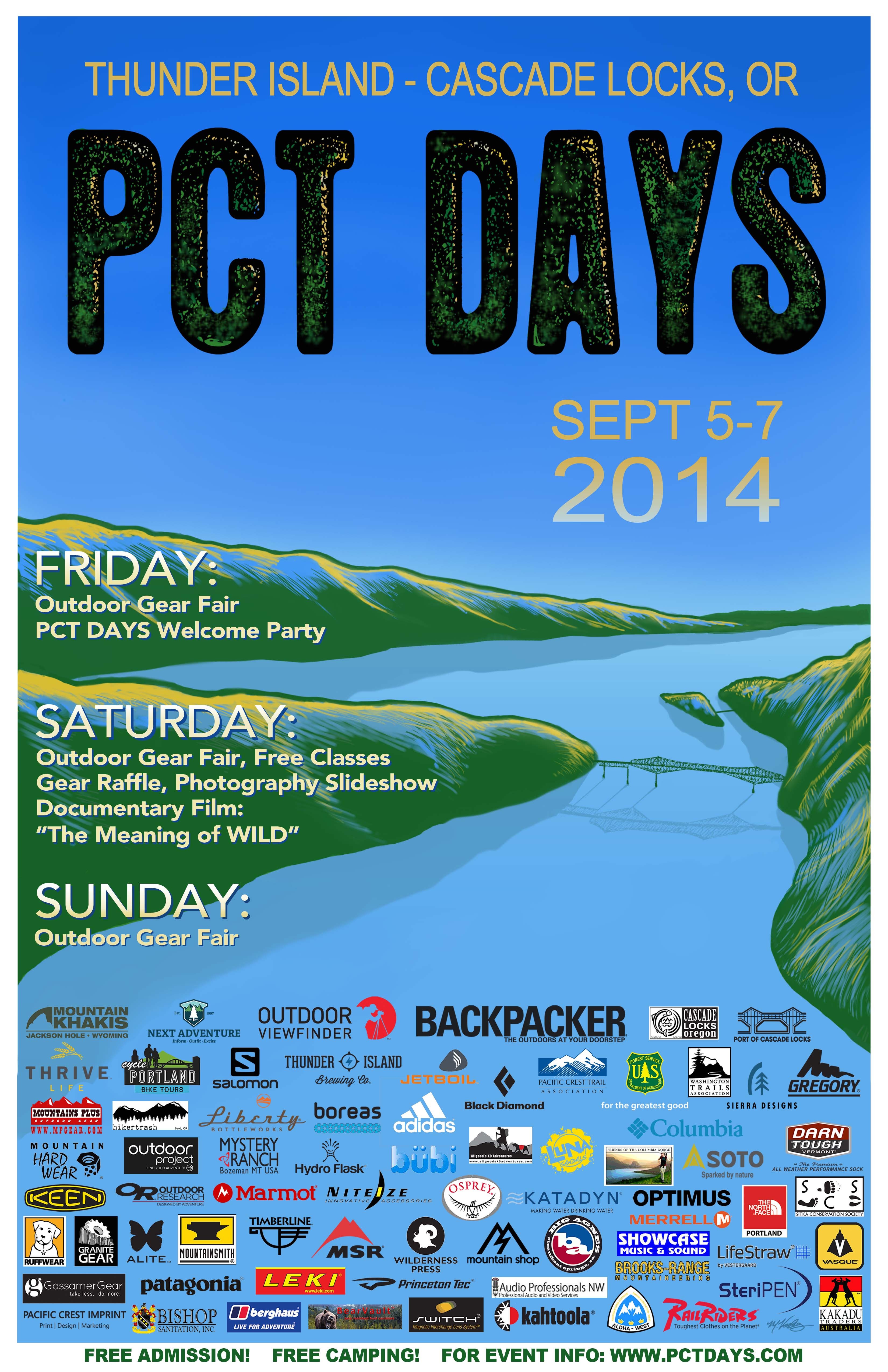 PCT Days Poster