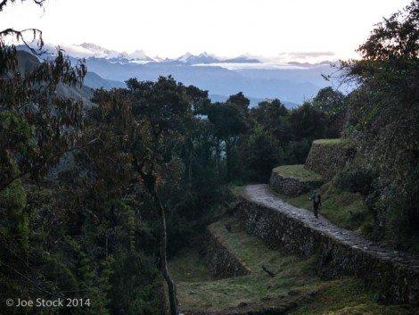 Inca Trail, Machu Picchu Cusco, Peru.