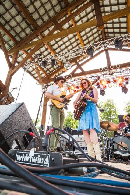 Floyd Fest | 2015 --  Miss Tess & The Talkbacks - Main Stage - photo by Dan Holz | Osprey Packs