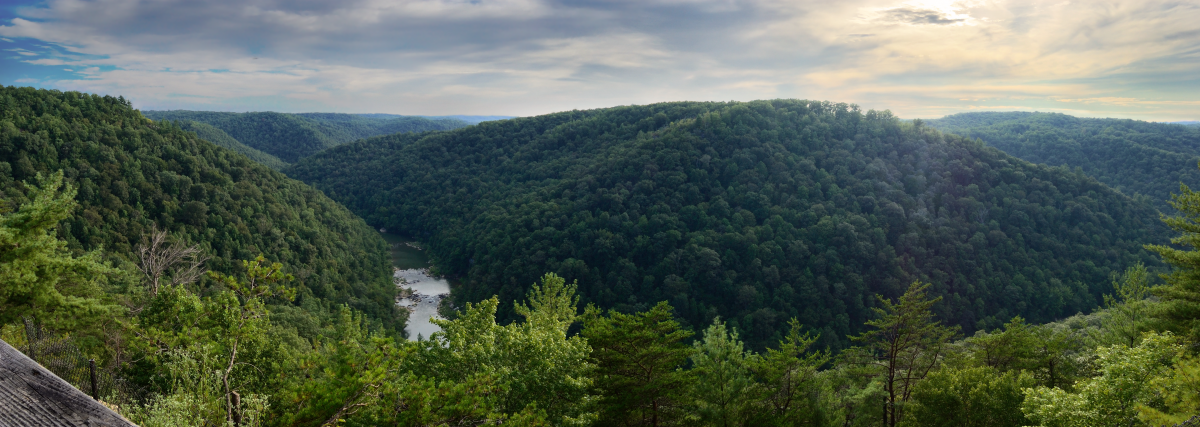 Big South Fork River Gorge. Image via Mike_TN