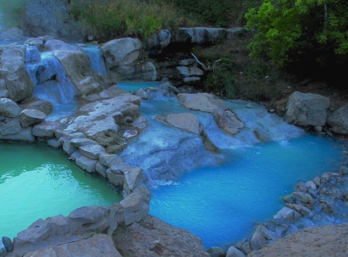 Fifth Creek Hot Springs