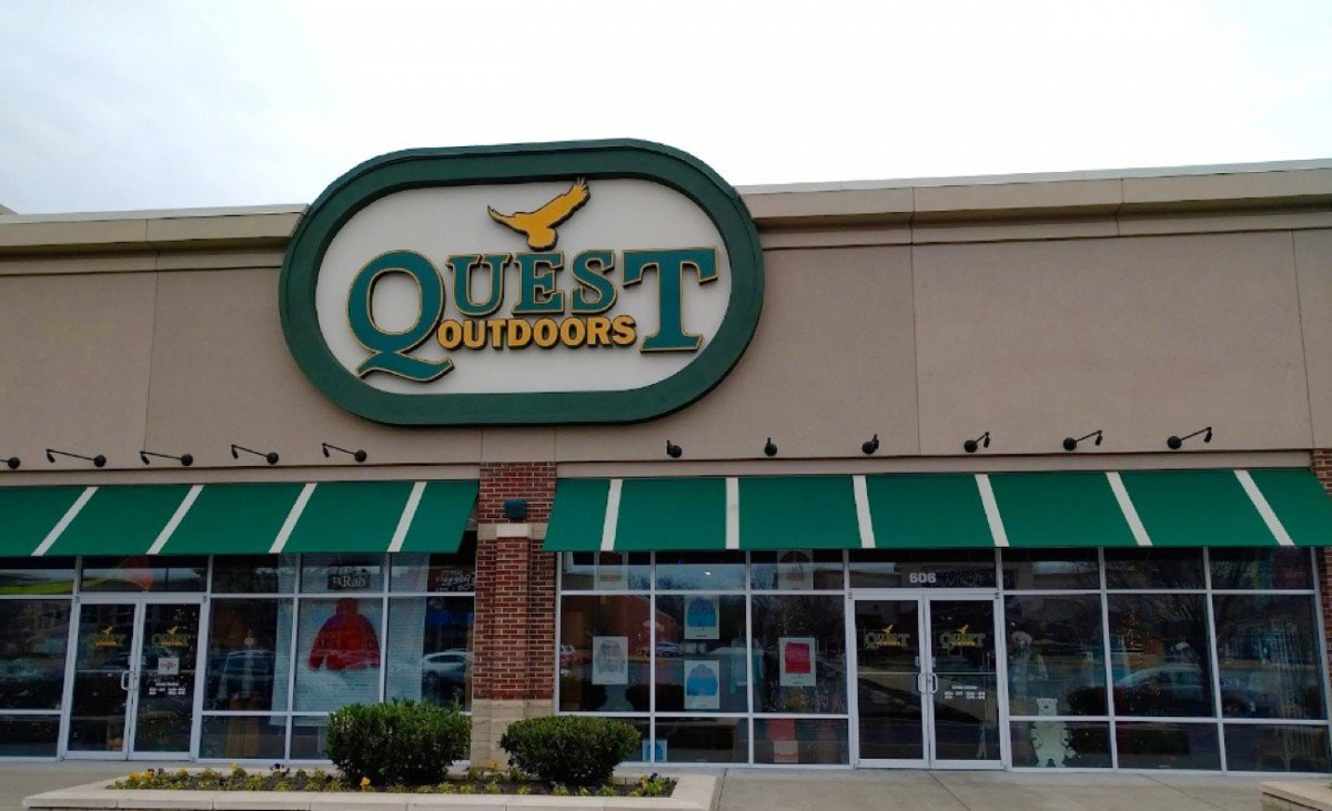 Quest Outdoors. Image via Google Maps