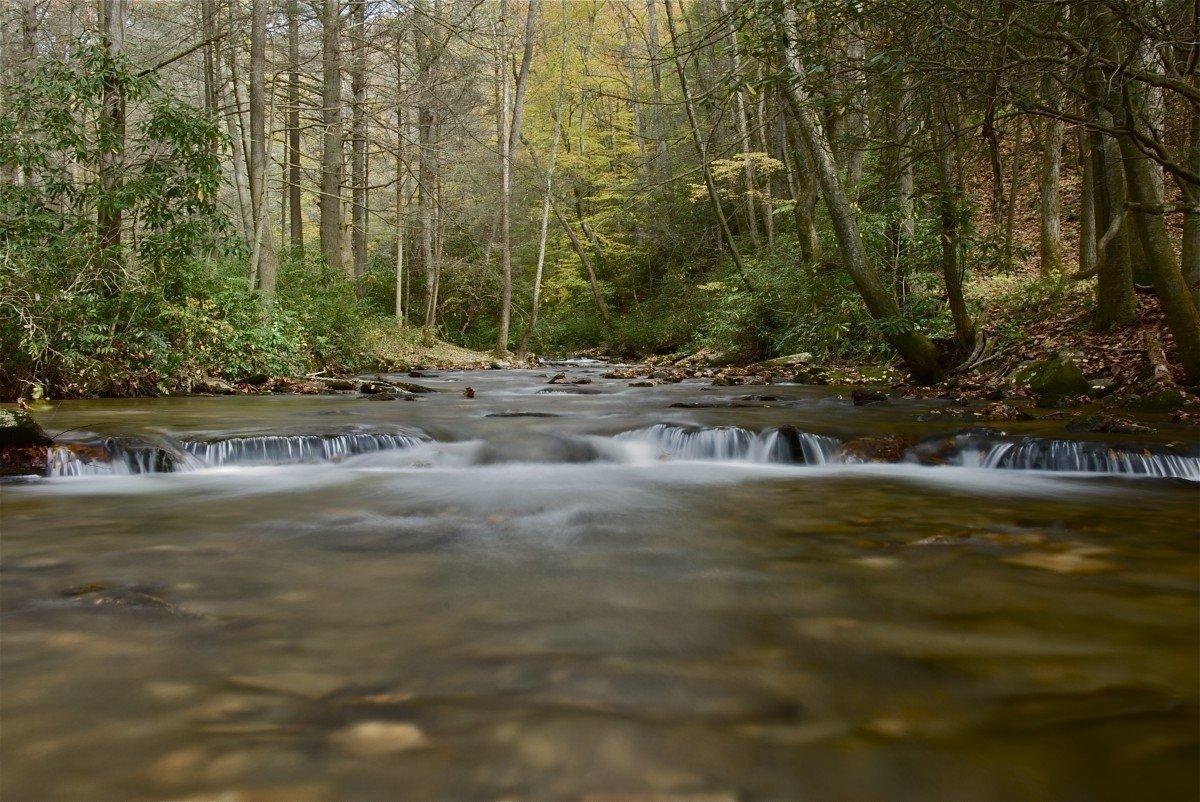 Avery Creek. Image via Matt Bateman