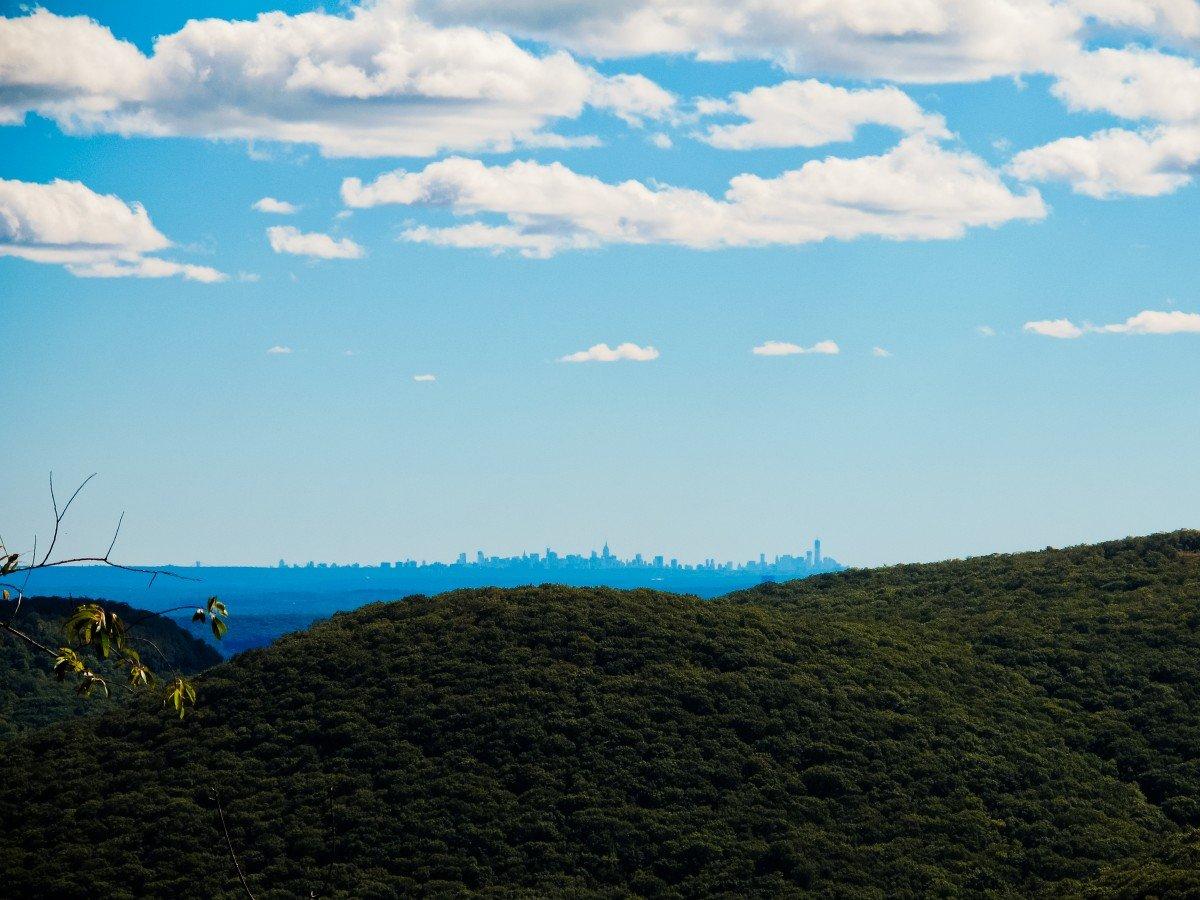 Bear Mountain State Park. Image via Victoria Belanger