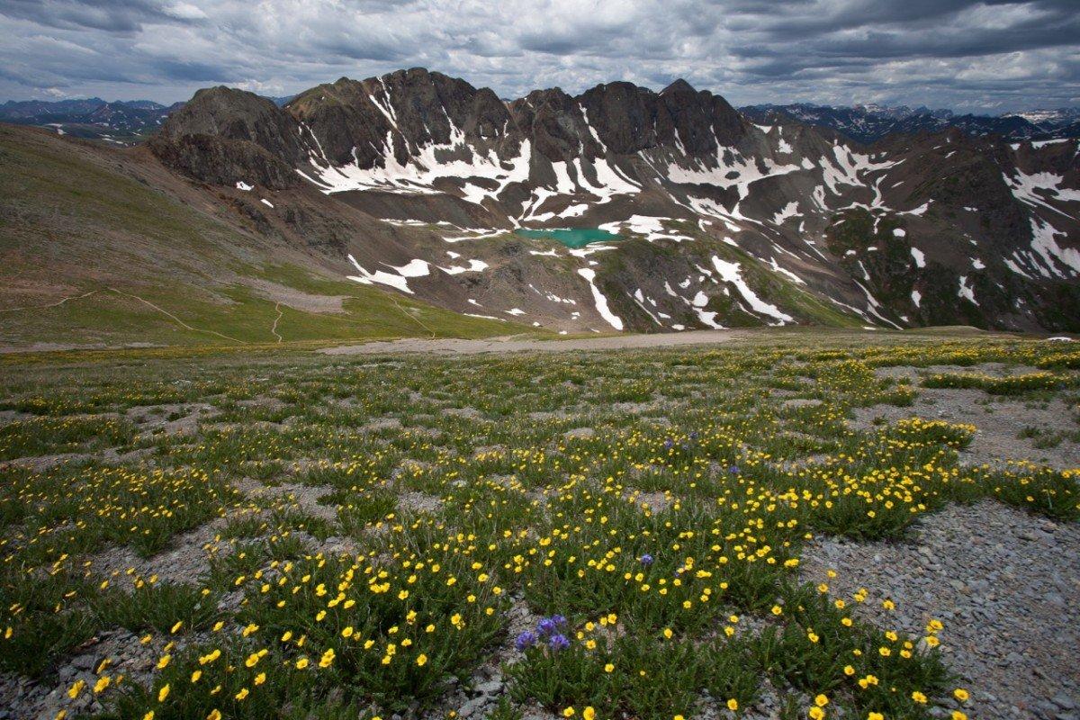 Handies Peak, Image via BLM