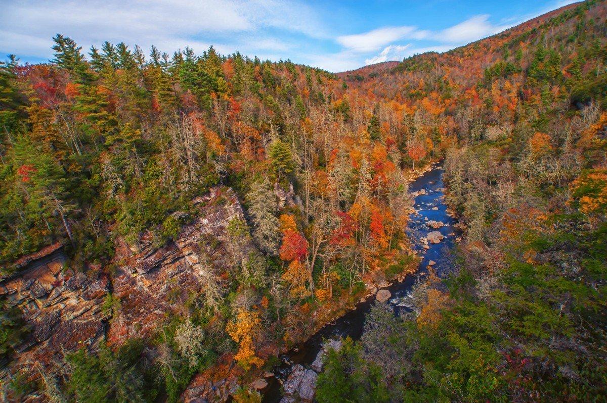 Linville River. Image via Jim Liestman