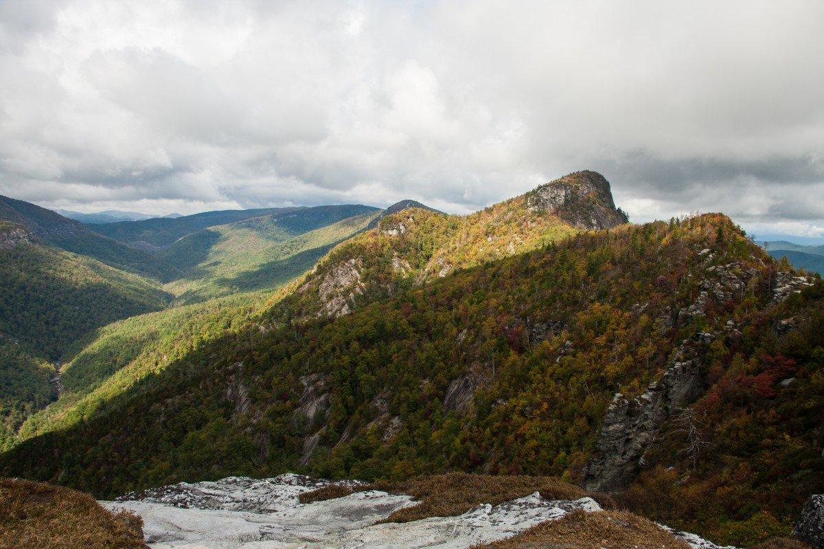 Looking to Tablerock Mountain Image via cbkoontz