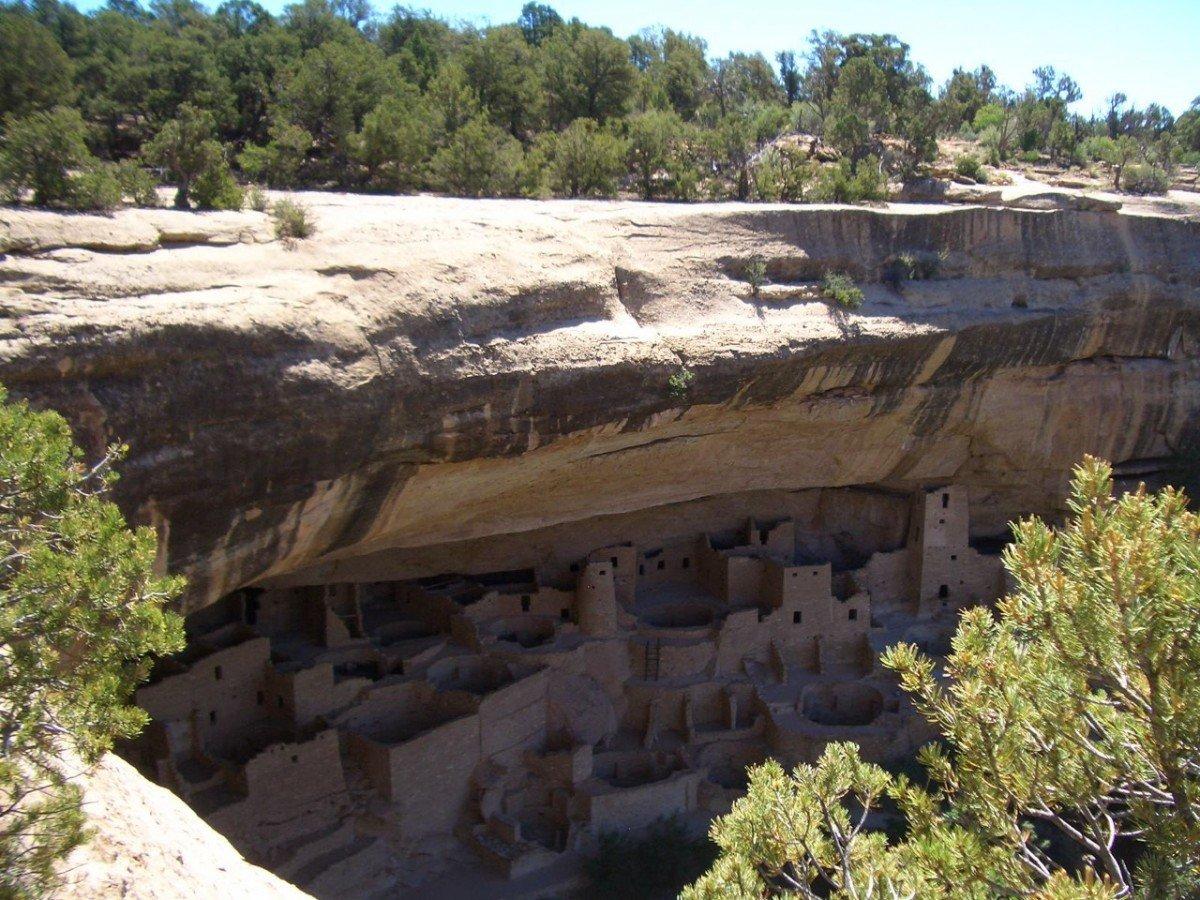 Mesa Verde National Park, Photo via Tim Pindell