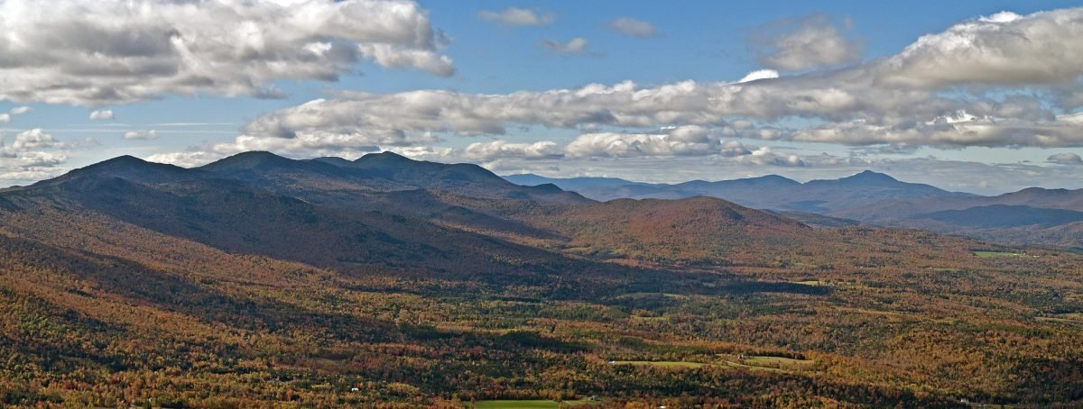 The view from Elmore Mountain via Charles Wohlers