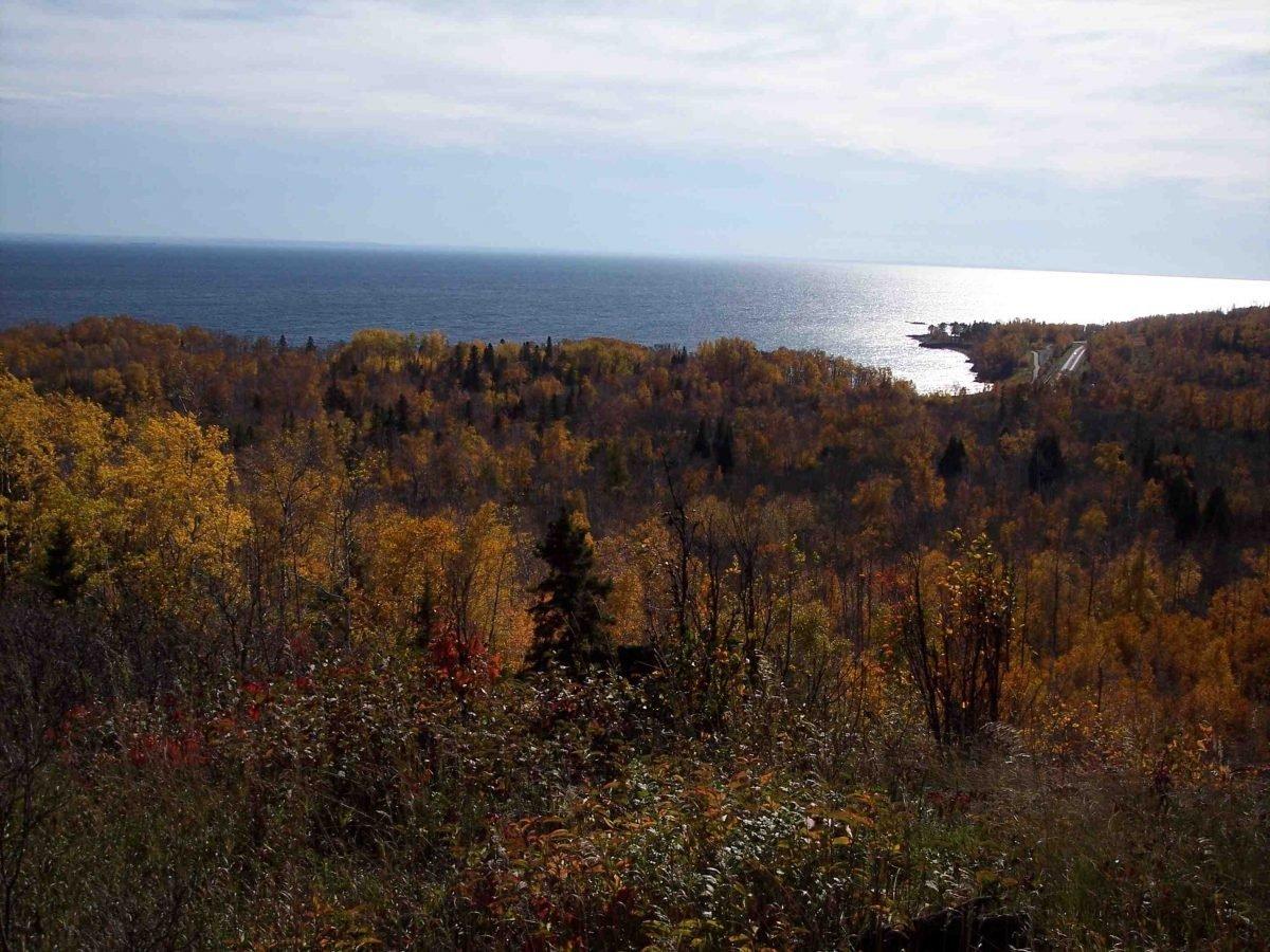 Superior Hiking Trail. Image via Chris Drumm