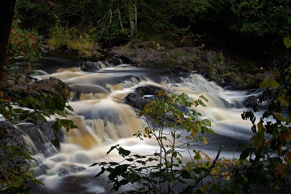 Copper Falls State Park. Image via USFWSMidwest