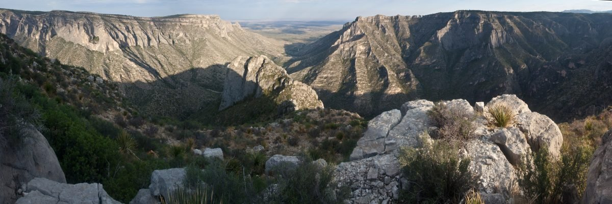 Guadalupe Mountains. Image via BLM