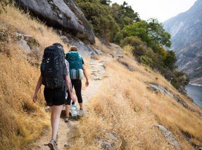 Trev Lee Osprey Packs Hannah Lush Yosemite hiking