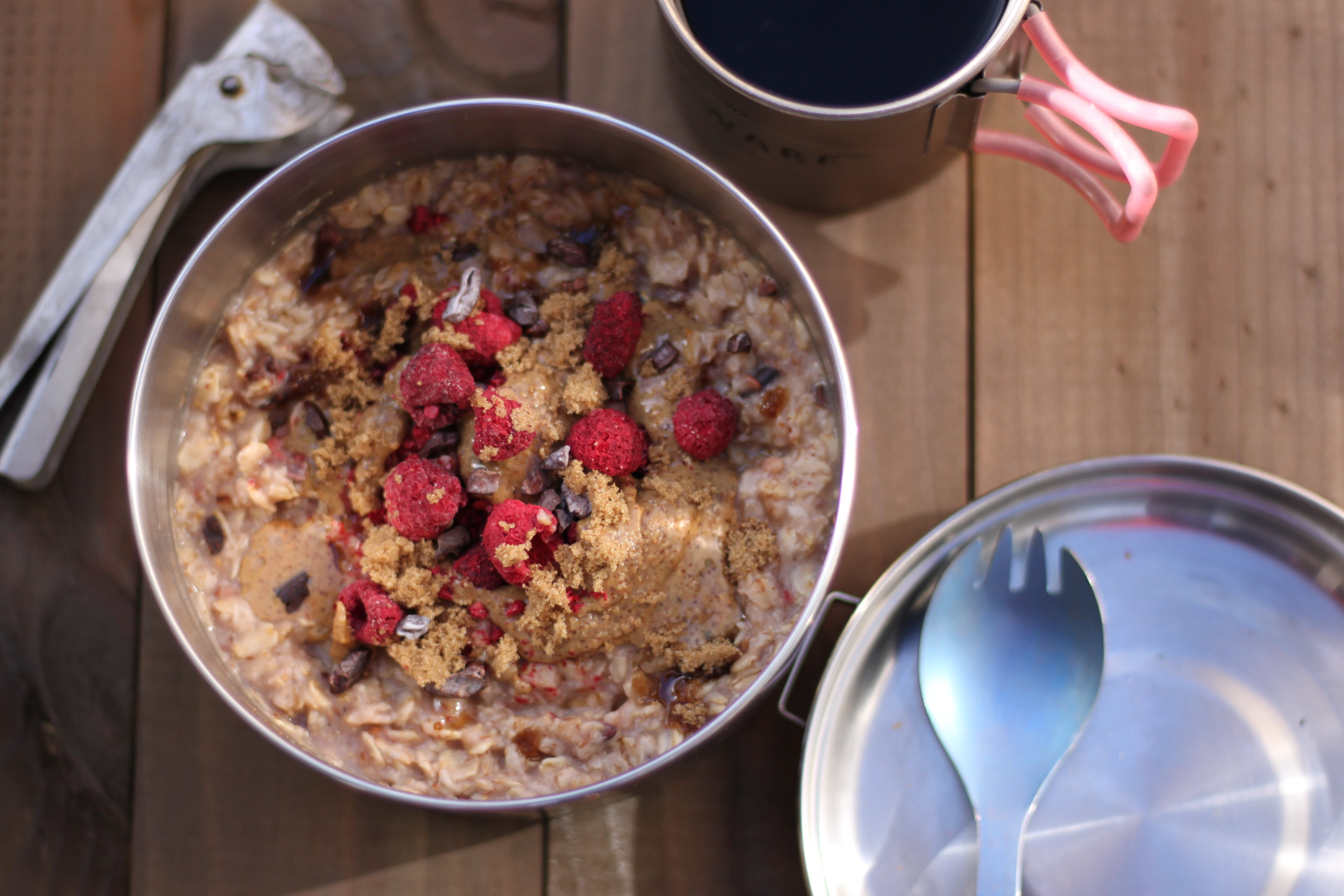 Top Five Delicious Backpacking Breakfast Recipes Osprey Packs Experience