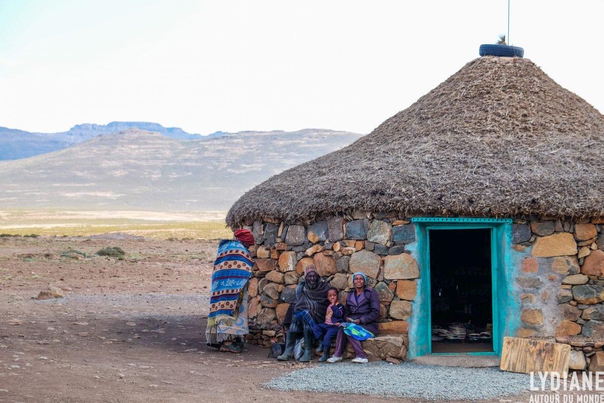 Afrique Du Sud - Lesotho