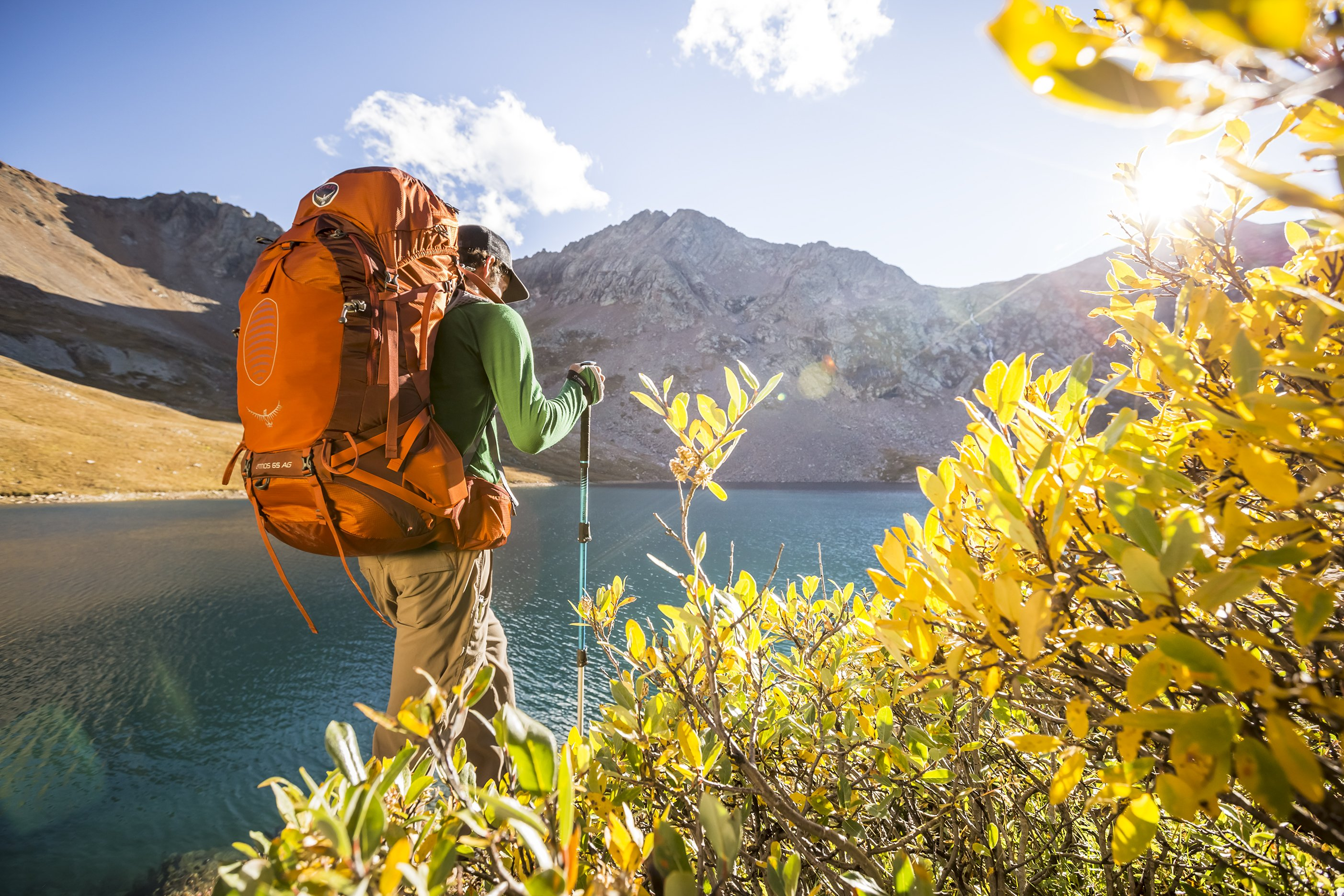 How to Pack for a Pacific Crest Trail Thru-Hike