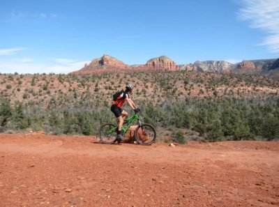 20170607_Arizona_Sedona_Mountain Biking