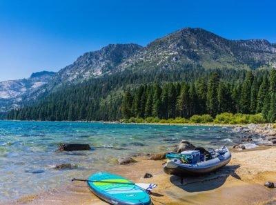 20170523_California_Paddling Lake Tahoe