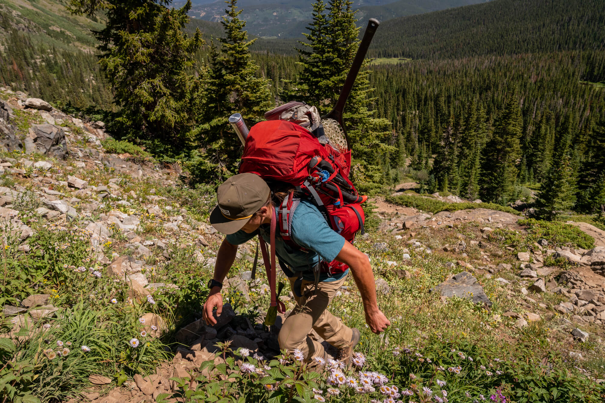 Trail Mix and Fly Rods: Alpine Adventures in Colorado